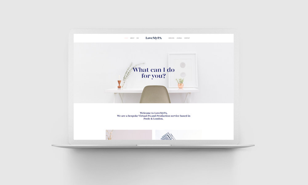 Website design and build