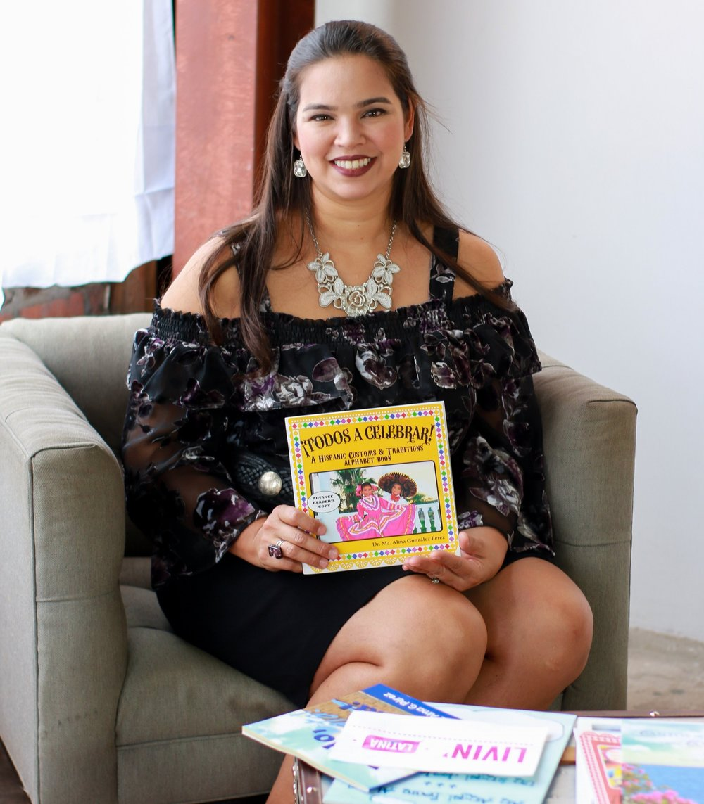 Maricia Rodriguez - I started Del Alma Publications because I saw the scarcity of authentic bilingual books for children, especially in bookstores.