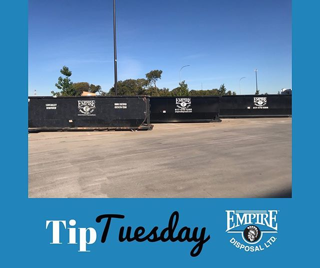 #TheEmpireWay #TipTuesday: Tips to Reduce Waste - Take reusable bags to the store when shopping - Reduce or eliminate the use of paper plates and cups - Store leftover foods in reusable containers instead of single use plastic bags or Polystyrene foam containers - Reduce or minimize use of plastic bags and Polystyrene foam - Donate unwanted, slightly used clothing, furniture and other household items to local non-profit organizations - Take advantage of the many curbside and drop-off recycling opportunities - Xeriscape your yard with native plants and non-watering landscapes - Compost yard waste which also helps enrich the soil and reduces water run-off - Purchase foods in bulk or those which use less packaging - Purchase fruits and vegetables that are not pre-packaged in containers and plastics