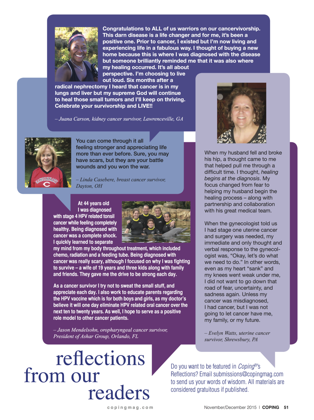Coping with Cancer Nov Dec 2015 Reflections.png