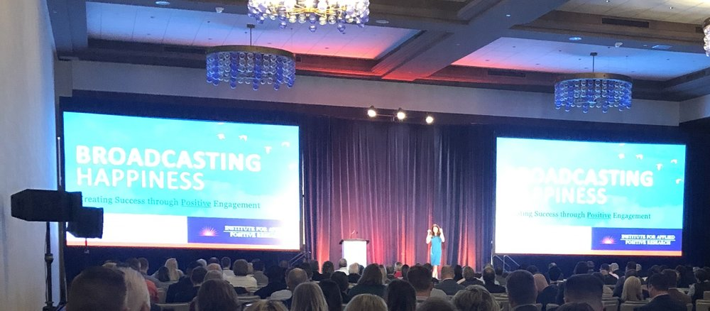 Michelle Gielan - Keynote Speaker & Best Selling Author - Truly Awesome!!!