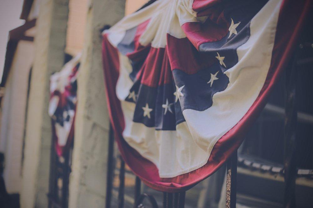 Life in 52 - Week 27: Patriotic