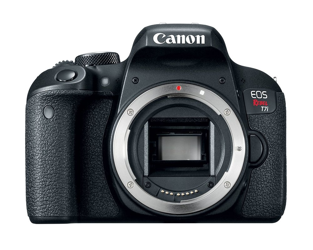 Canon EOS Rebel T7i - How to buy your first DSLR