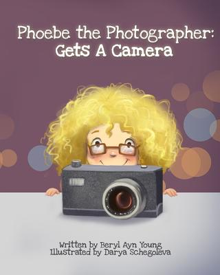 Phoebe the Photographer: Gets A Camera - About to round the corner to her 5th birthday, Phoebe wants nothing more than a special super hero costume. When the big day arrives, however, something else is there to surprise her. Phoebe's not thrilled with what awaits her, and has to discover that being a super hero comes not from a costume, but from the powers that lie within her heart.
