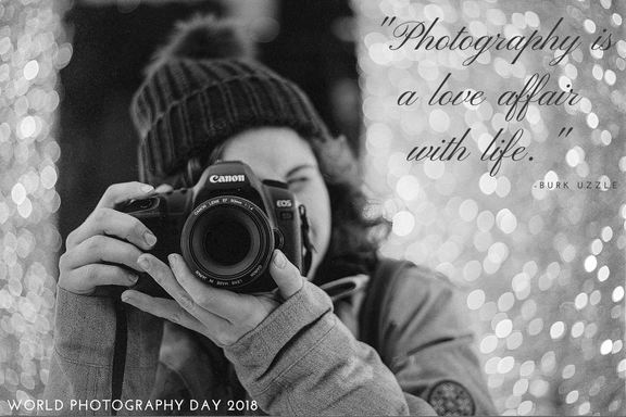 World Photography Day 2018