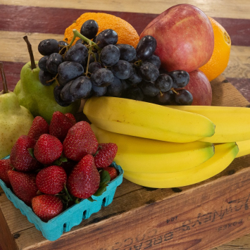 Fruits year round -
