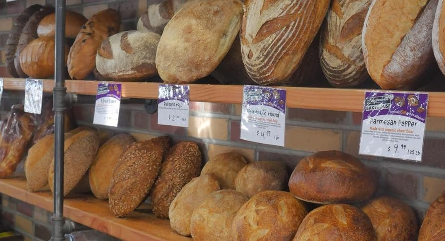 Fully line of Zingerman's Bread -