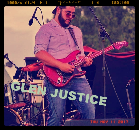 Lead Guitar - AKA The Justice Ranger, Glen has recently joined the ranks of