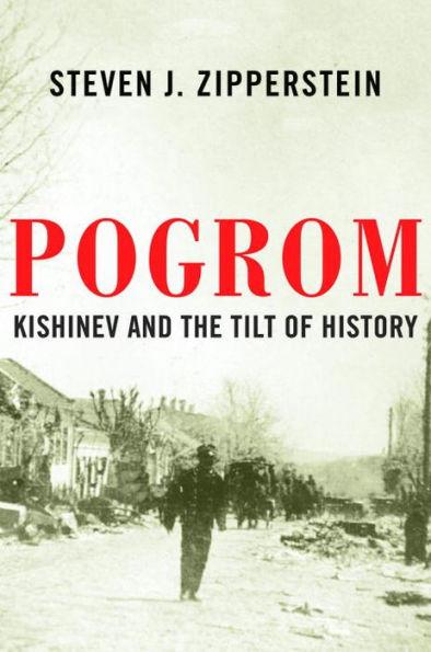 POGROM - Steven Zipperstein - Hardcover.jpg