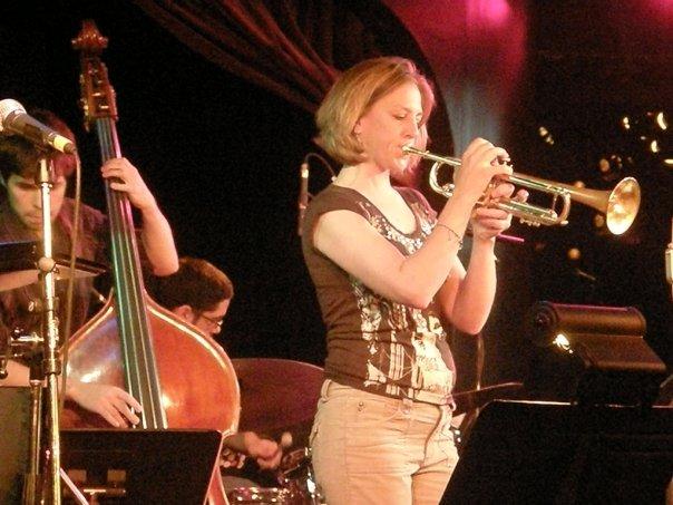 W/ Ingrid Jensen
