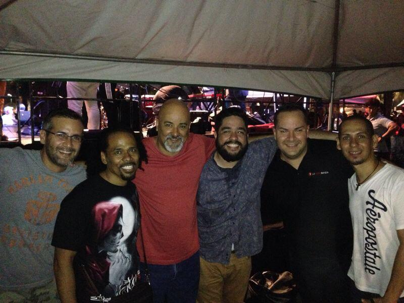 Great Musicians, mentors and friends