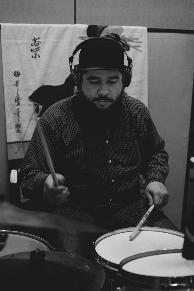 Recording at Samurai Studios
