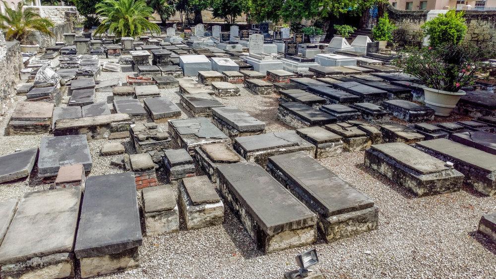 The Cemetery -