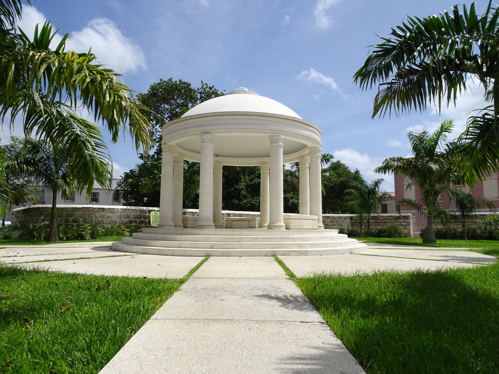 Emancipation Monument -