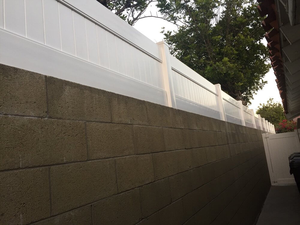 vinyl wall extensions Los Angeles Fence Builders.jpg