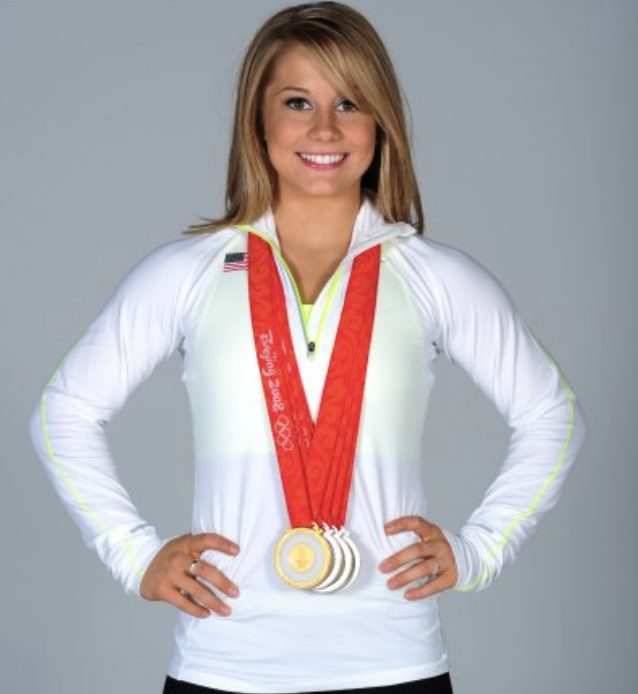 Shawn Johnson East