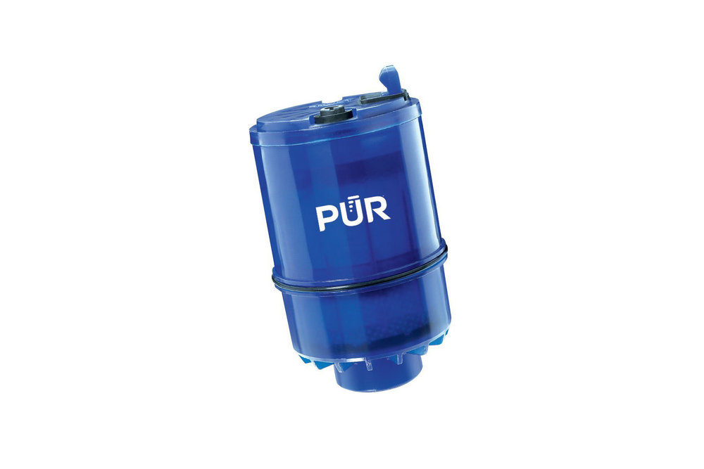 - PUR Replacement Filter 3pack - $22.49 > Each filter provides up to 100 gallons of filtered water> Average consumption of 1200 gallons of water per year equals $89.96/year of replacement filter costs