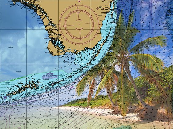 There Are Thousands Of Fishable Miles From Key Largo To Key West