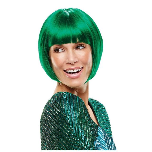 We like to have fun 🎉Check out our Fantasy Wig Collection! 💚 #girlsjustwannahavefun #partyready #incognito #costume #jonrenau #illusionscollection #jenacreations #girlboss #smallbiz #womenentrepreneurs #igdaily #fun