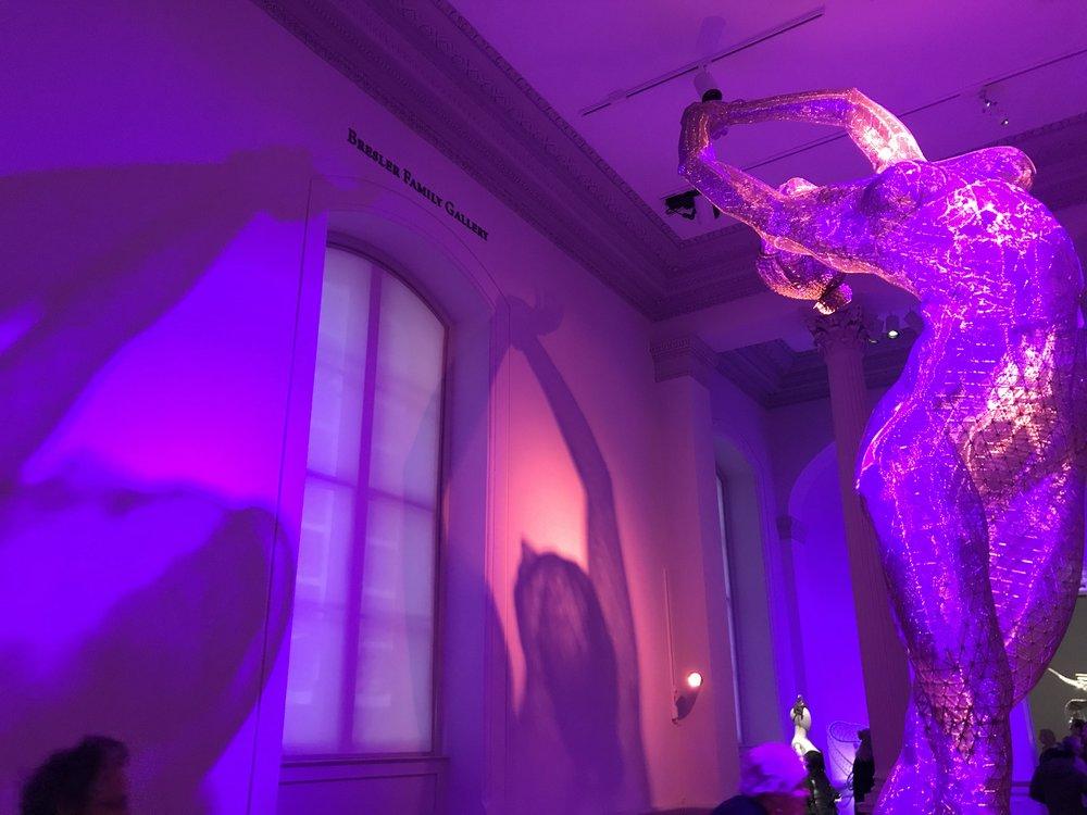 No Spectators @ Renwick Gallery