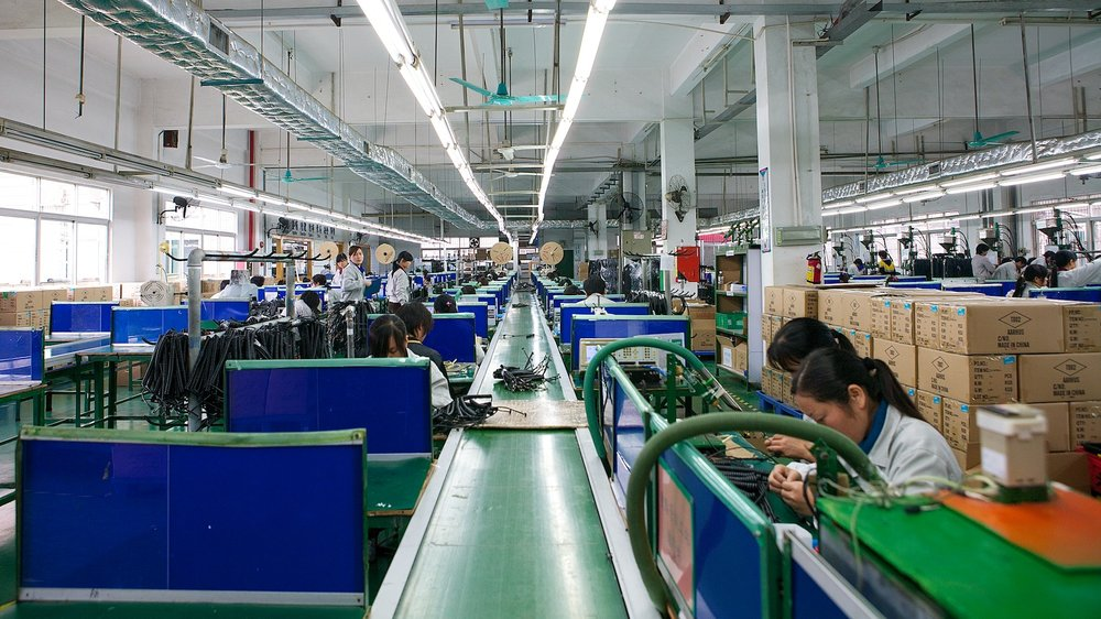 Custom Cable Assembly Manufacturing Line