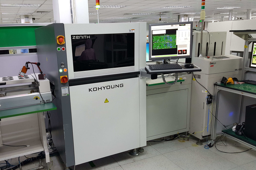 3D Automated Optical Inspection Equipment