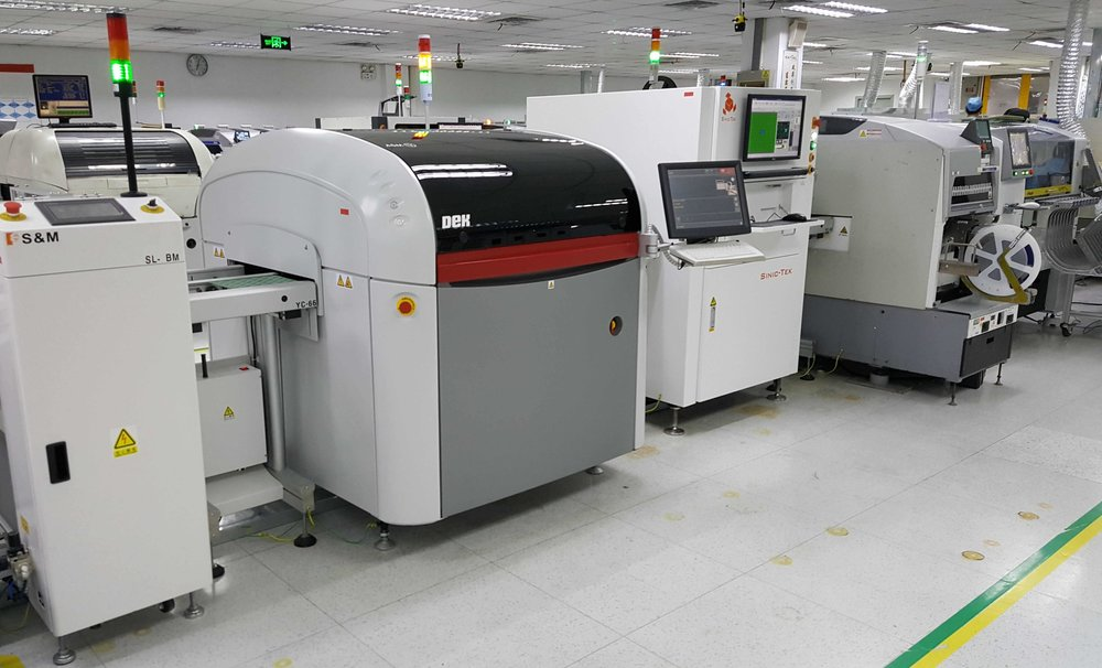 PCB Loader and 3D Precision Untouched Optical PCBA and Semiconductor Inspection System