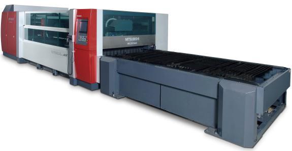 laser cutting machine in precision machining