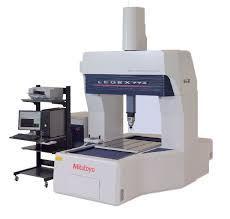CMM in precision machining