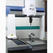 CMM for precision machining manufacturing