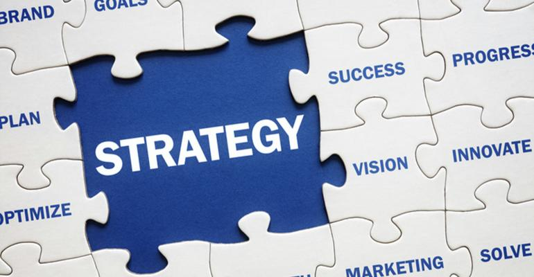 Strategy for manufacturing operations