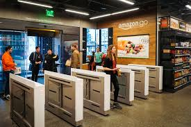 amazon go going hi-tech