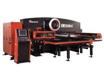 NC Punching Machine and CNC turrent punch press in precision sheet metal contract manufacturing
