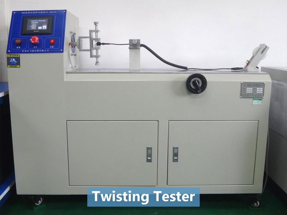 Quality Custom Twisting Tester Machine