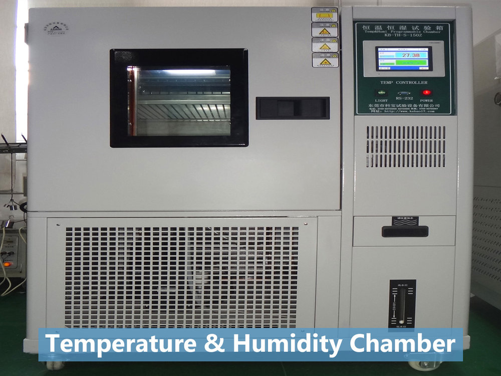Quality Cable Humidity and Temperature Tester Machine