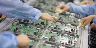 supply chain management from electronic contract manufacturing