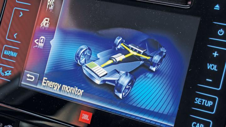 manufactured electric car screen