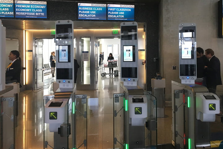 Facial recognition passes machine testing at LAX