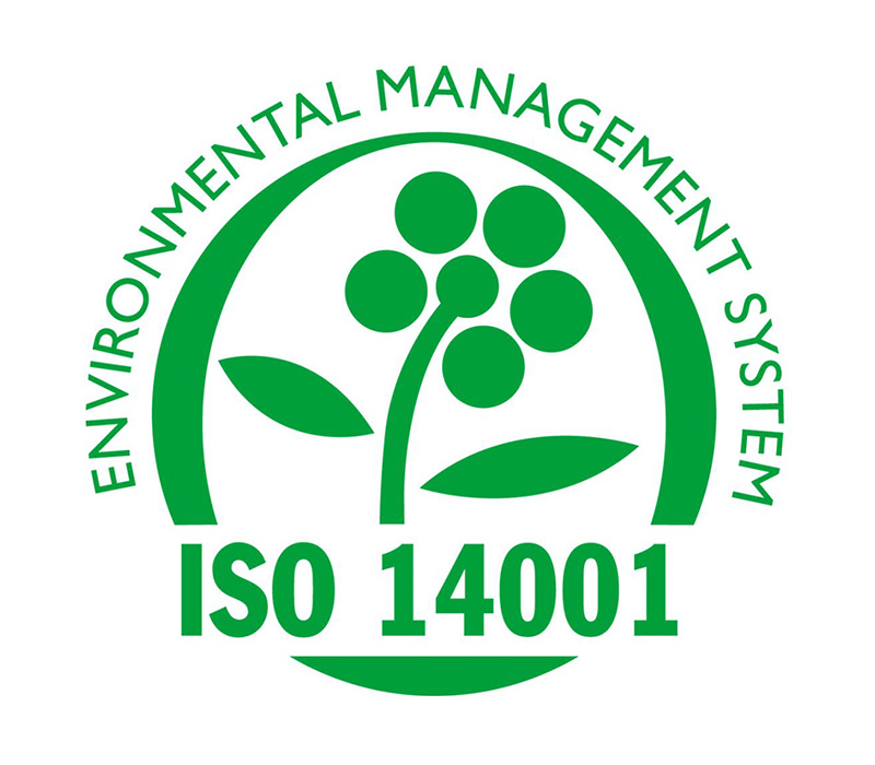iso 1400 certified company