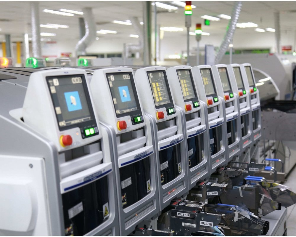 Electronic Contract Manufacturing Production Equipment