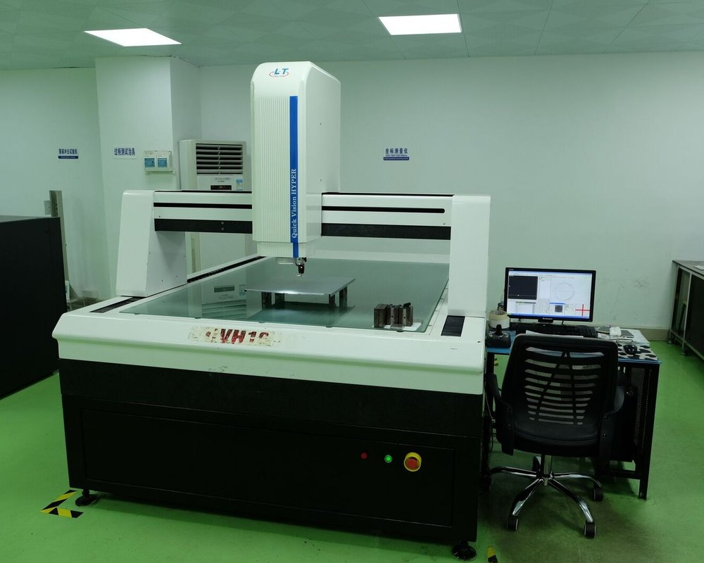 3D CMM for precision machining manufacturing