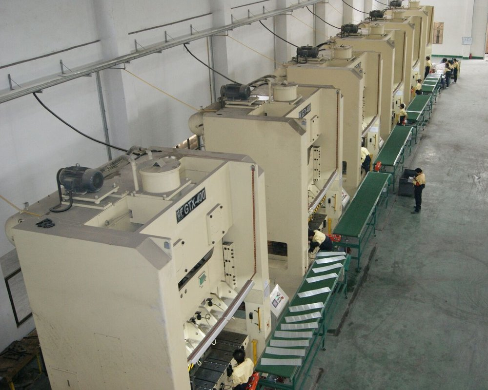 electronic manufacturing facility
