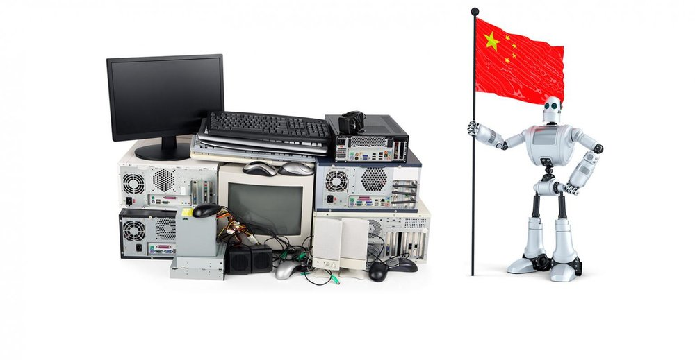 China leading the tech industry