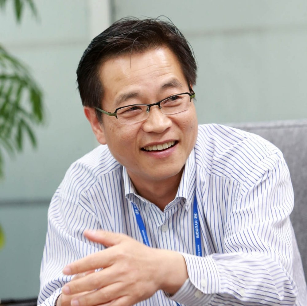 Dr Sehoon Kim, head of FCEVs at Hyundai/Kia, believes that hydrogen fuel cell cars have a viable commercial future.