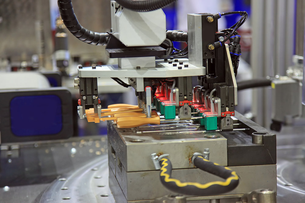 plastic injection molding 101