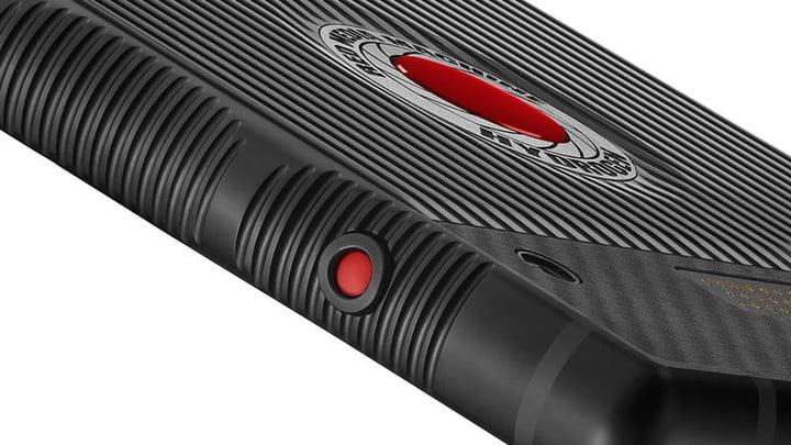 red-hydrogen smart phone