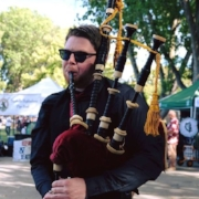 """""""I'm so busy with competition, I don't have time. House of Piping makes it simple.""""   -Adam Blaine, PM Silicon Valley Pipe Band"""