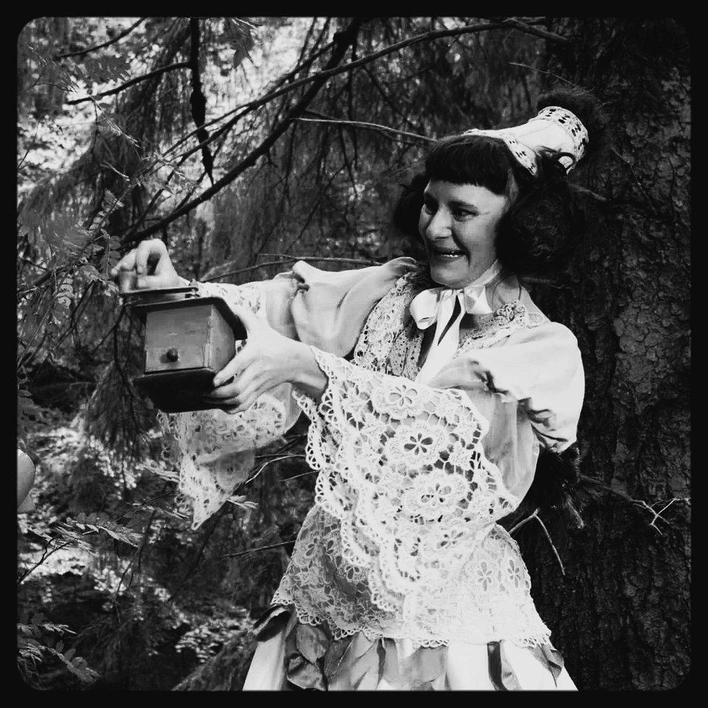 Frøken Itsy Bitsy, 2017 - Instr. Julie Kaja Prezebe,Prezebe Film - Boomer, Lyddesign