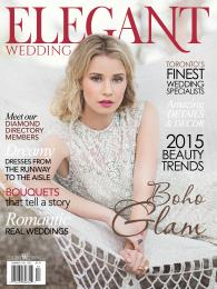 Elegant Weddings Magazine Summer 2015