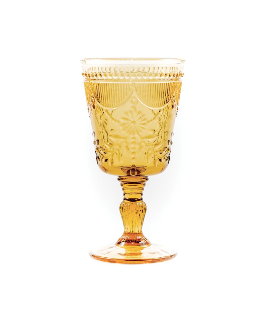 Gold Débutante Goblet